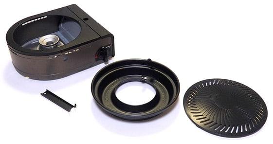 カセットコンロやきまる CB-SLG-1