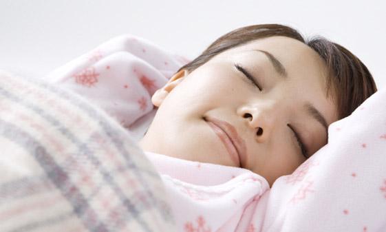 質の良い睡眠と睡眠時間をしっかりとる