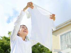 加齢臭対策5:身に着けた衣類はこまめに洗う