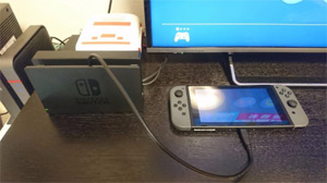 ニンテンドースイッチ延長USB