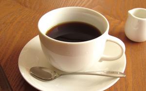 目覚ましのコーヒー