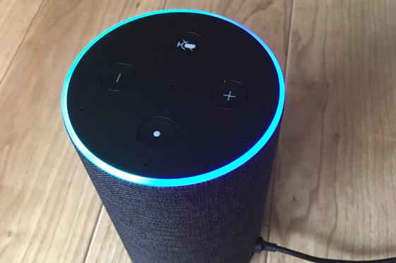 Amazon Echo 開封