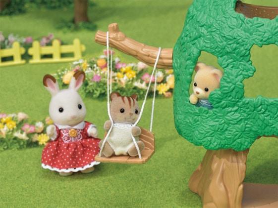 かわいい木のおへやセット 商品紹介