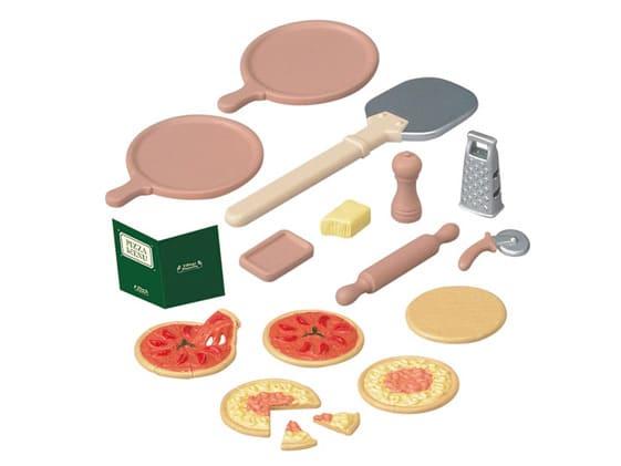 お店シリーズ「森のピザ屋さん」商品内容