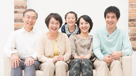 特典15:家族と共有できる