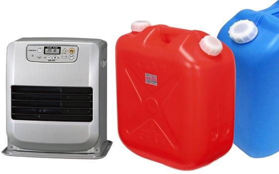 石油ファンヒーターに古い灯油を使ったらダメな理由とは?