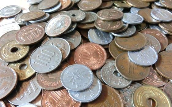 汚れた硬貨(貨幣)をキレイにする方法!簡単にピカピカになって気持ちいい!