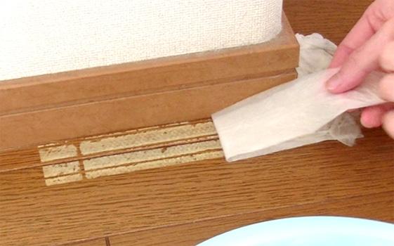 テープ跡をお金をかけずに剥がす方法!市販のテープ剥がしは不要!