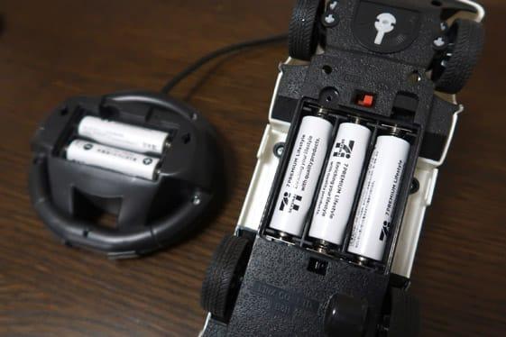 軽トラのラジコン「スズキキャリー」最安値のネットショップは?電池は何本必要?