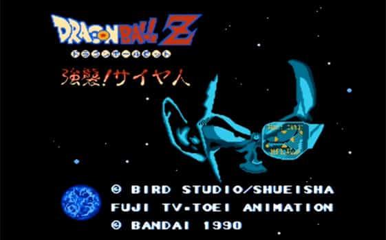 【ミニファミコンジャンプ版】ドラゴンボールZ 強襲!サイヤ人【ゲーム攻略法】