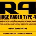 【ミニPSプレステ】R4 RIDGE RACER TYPE 4【ゲーム攻略サイト】