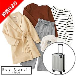 Ray Cassin niece 福袋